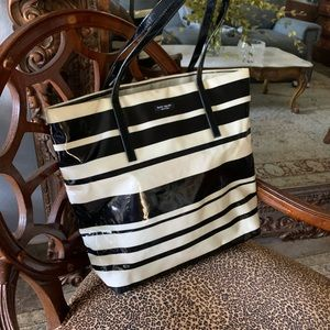 KATE SPADE tote and pouch